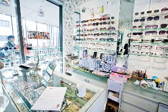 Sonagi Optician's shop