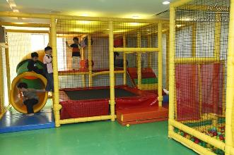 Kid's World Playroom