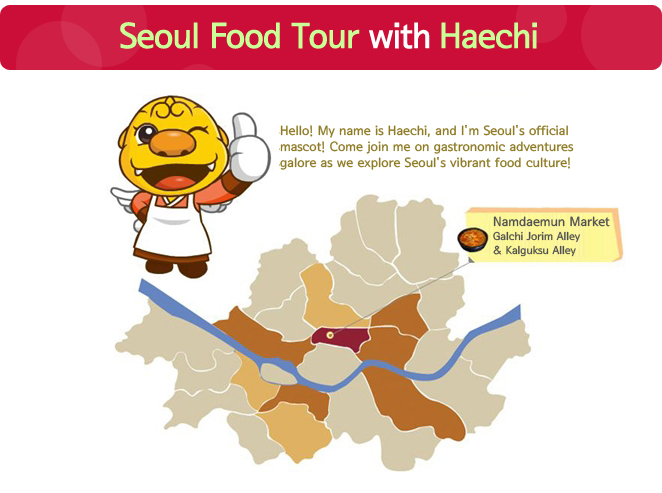 Seoul Food Tour with Haechi