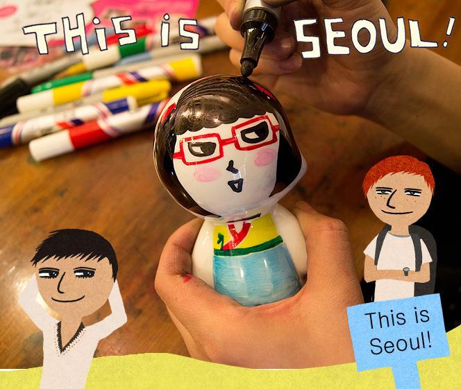 Episode 36. Let's Explore Seoul's Theme Cafes! (2)