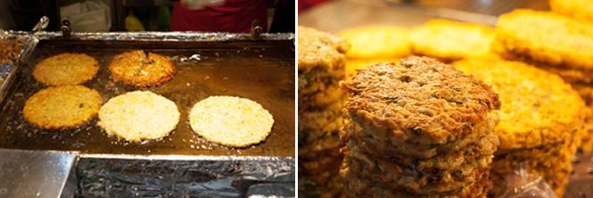 顺熙家绿豆煎饼 食品摄影