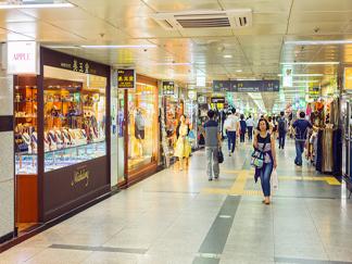 Sogong Underground Shopping Center