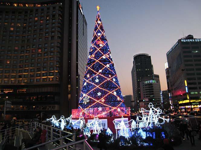 乐享首尔之冬