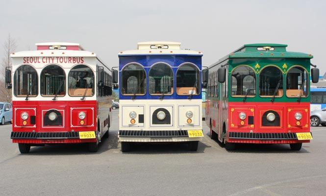 Seoul City Trolley