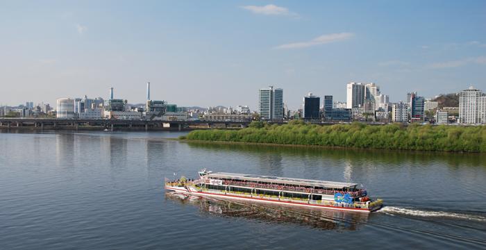 한강 역사탐방 프로그램