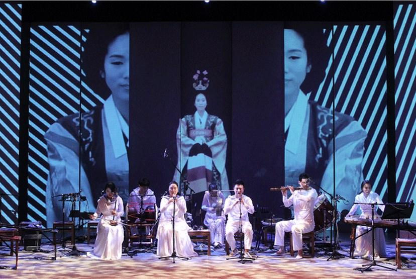Pyeong Rong: Stellar Whisper