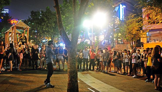 首尔夜生活