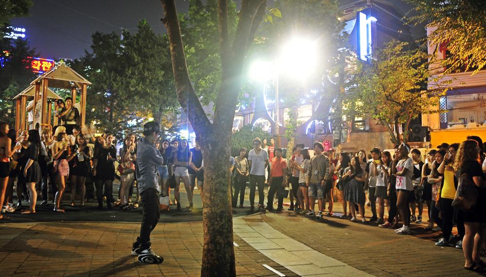 首爾夜生活